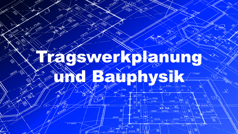 TRAGSWERKPLANUNG UND BAUPHYSİK - z.B. Berechnung und Bewehrungsplan Bodenplatte für Einfamilienhaus </br> z.B. alternative energetische Planung einstofflicher Wandaufbauten